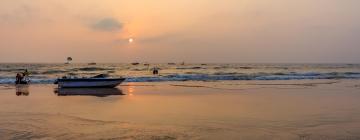 Hotels in Calangute Beach