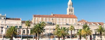 Hotels in Split - Oude Binnenstad