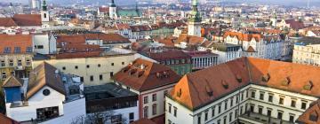Hotele w dzielnicy Brno-střed