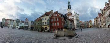 Hotels in Stare Miasto District