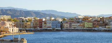 Hotels in Chania Old Town
