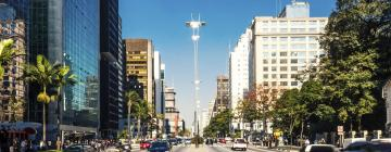 Hotels in Avenida Paulista