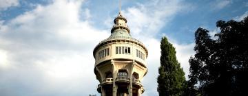 Hoteles en 13. Angyalföld - Újlipótváros