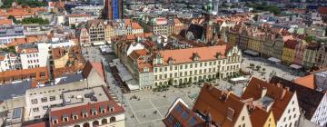 Hotele w dzielnicy Starówka – Wrocław