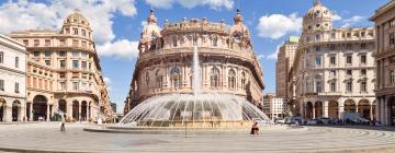 Hotell i Genoa Historical Centre
