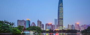 Hotels in Futian