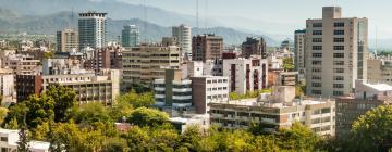 Hoteles en Centro de Mendoza