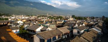 Hotels in Dali Ancient Town