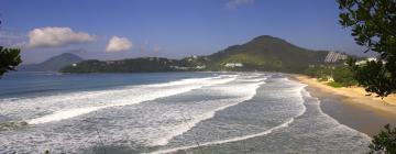 Hotéis em: Praia das Toninhas