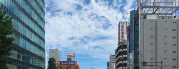 Hotels in Kanayama