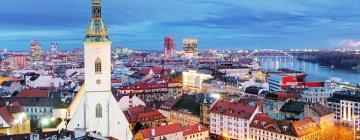 Hotels in Stare Mesto