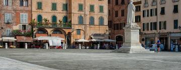 Отели в районе Lucca Centro Storico