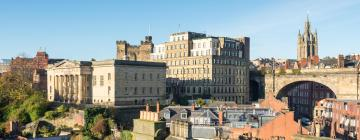 Hotels in Newcastle City Center