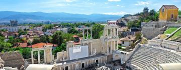 Хотели в района на Пловдив - център