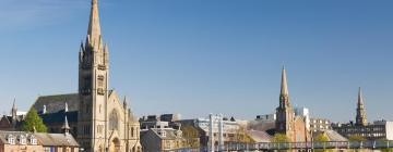 Hotels in Inverness City Centre