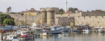 Hotels in Medieval City of Rhodes