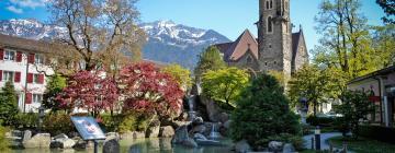 Hotels in Central Interlaken