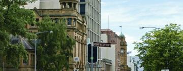 Hotels in Hobart Central Business District