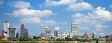 Hotels in Downtown Memphis