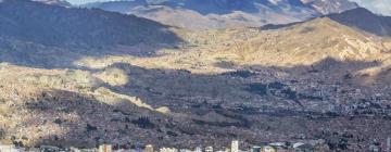 Hotels in Downtown La Paz