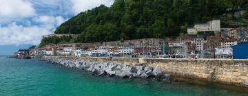 San Sebastian Old Town otelleri