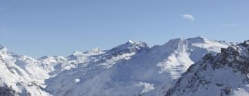 Hotels in Val Claret