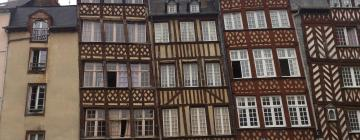 Hotels in Rennes City Centre