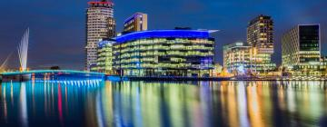 Hotels in Salford