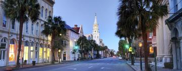 Hotels in Downtown Charleston