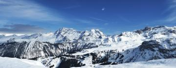 Hotels in Courchevel 1850