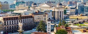 Hotels in Skopje City-Centre