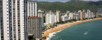 Hotels in Costera Acapulco