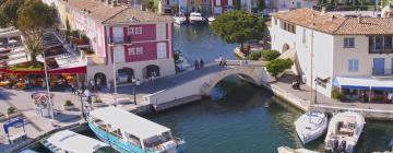 Port Grimaudのホテル