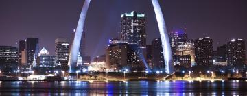 Hotels in Downtown St. Louis