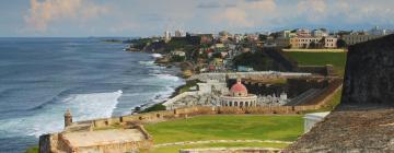 Old San Juan: viešbučiai