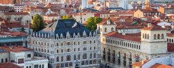 Hotels in Leon City Centre