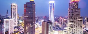 Xinjiekouのホテル