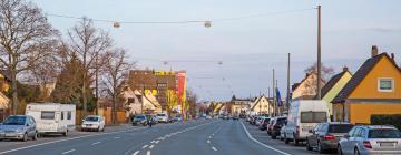 Hotels in Weststadt