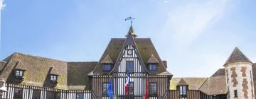 Hotels in Deauville City Center