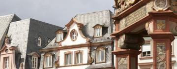 Hotels in Altstadt