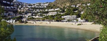 Hoteles en Almadraba-Canyelles