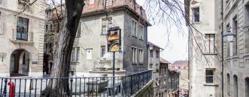 Hotel in zona Centro storico di Ginevra