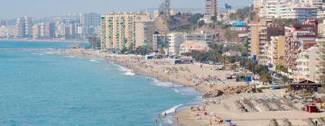 Hoteles en Playa de Los Boliches