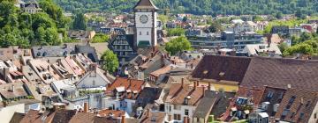 Hotels im Stadtteil Altstadt Freiburg
