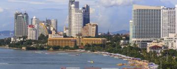 Hotels im Stadtteil Nord-Pattaya