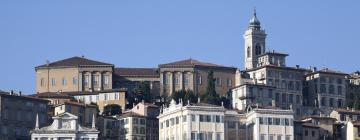 Hotels im Stadtteil Bergamo Alta