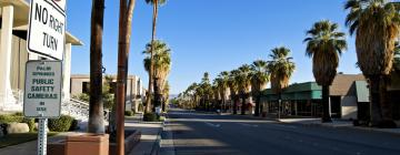 Hotels in Downtown Palm Springs