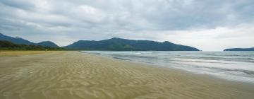 Hotéis em: Praia do Lázaro