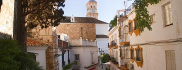 Hoteles en Centro histórico de Marbella