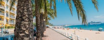 Hotels in Cannes La Bocca